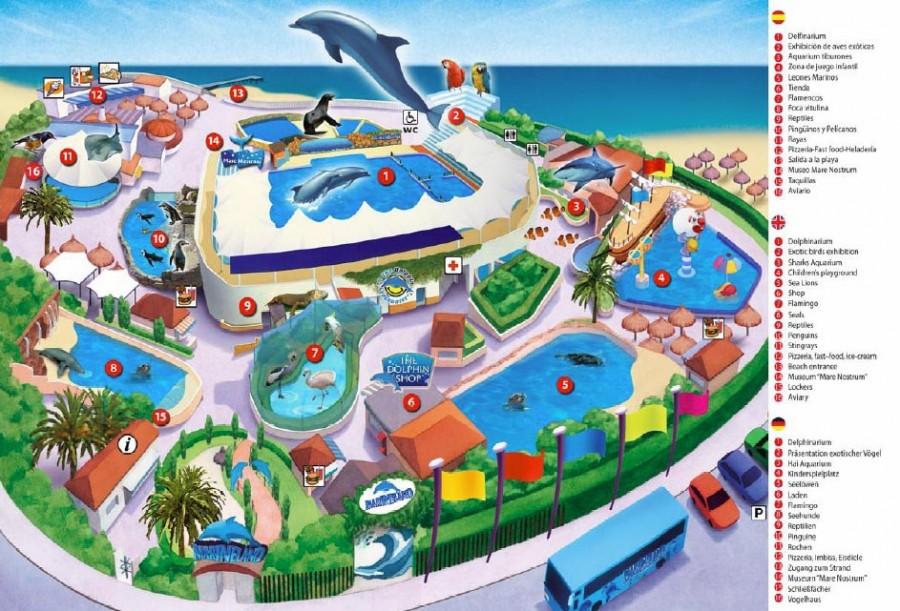 parc aquatique a majorque
