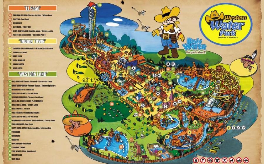 parc attraction majorque